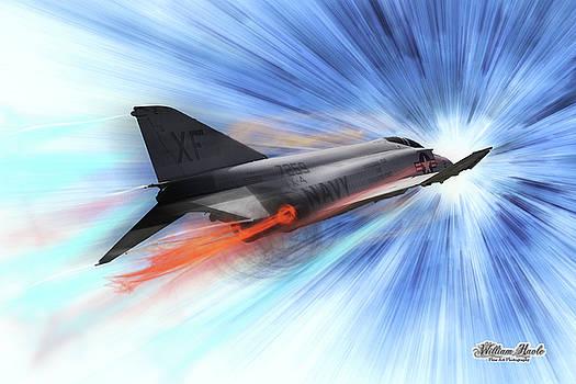 In Flight by William Havle