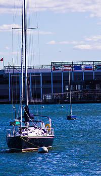 In harbor by Lisa Brandel