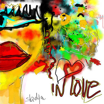 In Love  by Sladjana Lazarevic