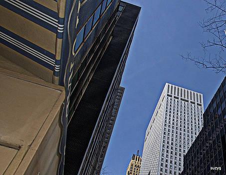 In NY by Sue Rosen