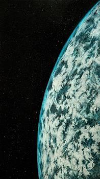 In Orbit #2 by Patrick Zgarrick