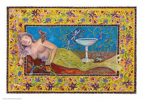 In the Garden by Marlene Robbins