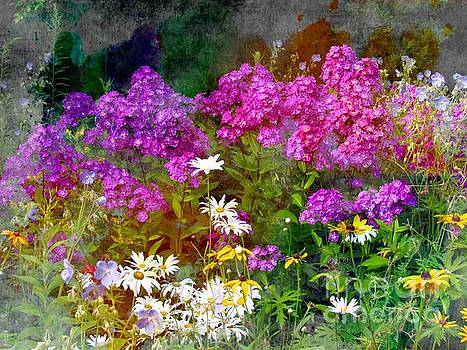 In The Garden by Roxanne Marshal