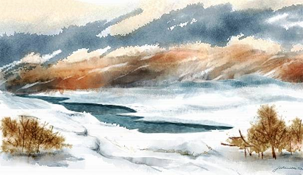 In The Land of Ice and Snow by Joan A Hamilton