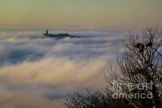 In the Mist 1 by Jean Bernard Roussilhe