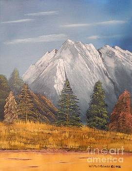 In The Rockies by William McCutcheon