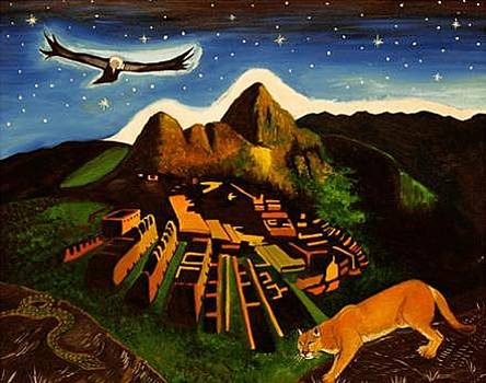 Inca's Trilogy by Gustavo Oliveira
