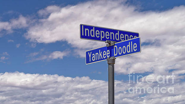 Independence and Yankee Doodle by Jerry Fornarotto