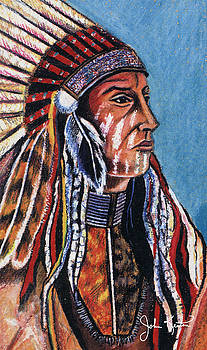 Indian Chief by John Keaton