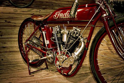 Indian by Daniel Gundlach
