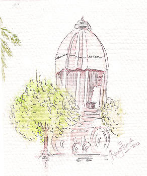 Indian Monument - Valluvarkottam by Remy Francis