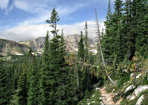 Indian Peaks Wilderness by Jim Hill