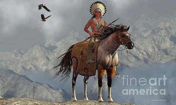 Corey Ford - Indian Soaring Eagle