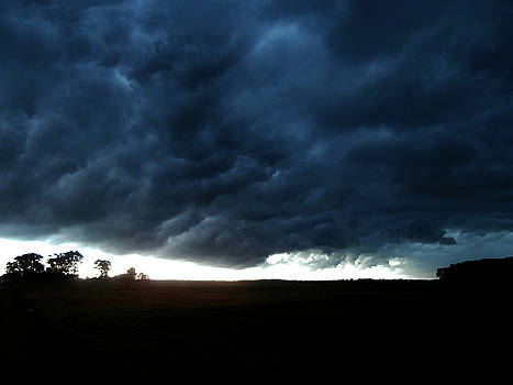Indiana Storm Front by Dan McCafferty