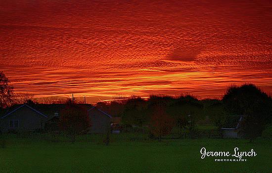 Indiana Sunrise by Jerome Lynch