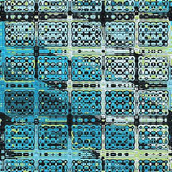 Industrial Quilt by Joy McKenzie