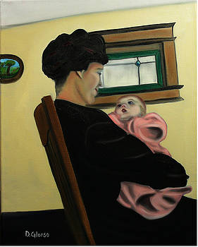 Inez and Joan by Dean Glorso