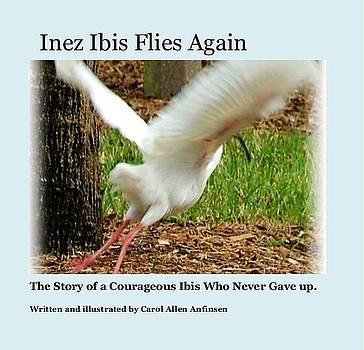 Inez Ibis Flies Again by Carol Allen Anfinsen