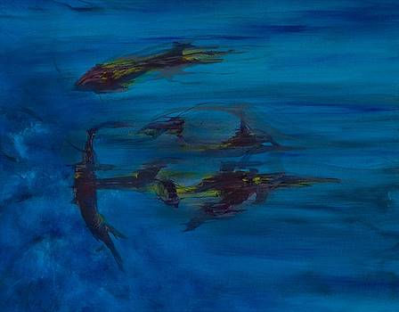 Inhabitants #2 by Patrick Zgarrick