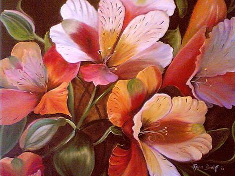 Inka Lilys by Ansie Boshoff