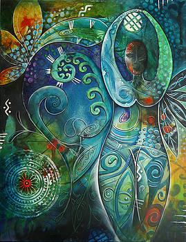 Inner Goddess 1 by Reina Cottier