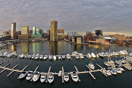 Inner Harbor by Elevated Element