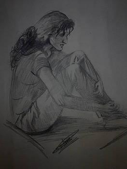 Innocent Girl by Sonam Shine