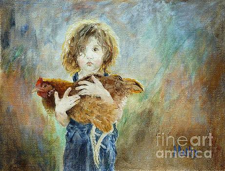 Innocent Love by Ann Radley