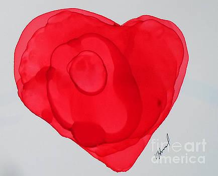 Inside My Heart 2 by Vicki  Housel