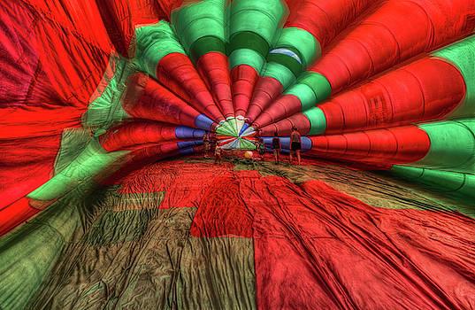 Inside the Balloon by John Hoey