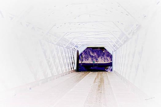 Deborah Benoit - Inside The Covered Bridge
