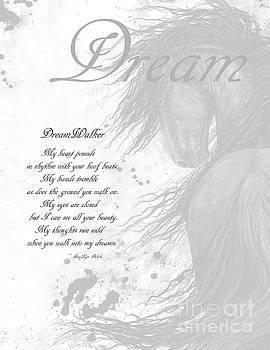 Inspirational Poem Dreams by AmyLyn Bihrle