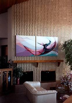 Marlene Burns - Installation PV