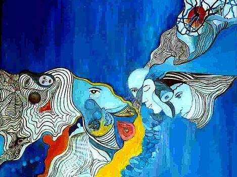 Intemporal by Patricia Velasquez de Mera