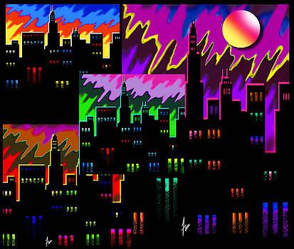 IntenseCity Urban LED by Steve Farr