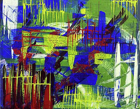Intensity II by Cathy Beharriell