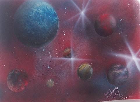 Intergalactic by Juan Carlos Feliciano