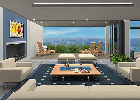 Interior 2 by Jan Hattingh