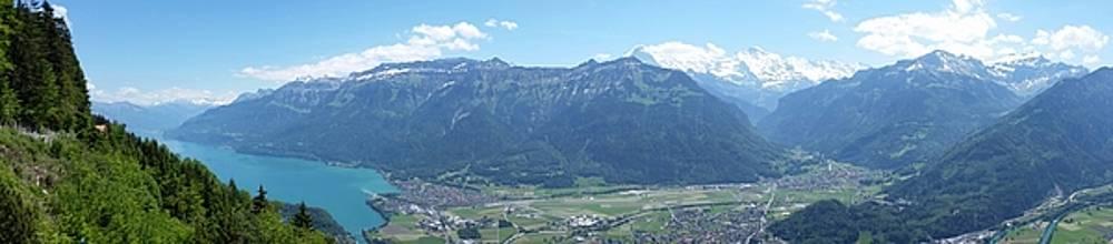 Interlaken Switzerland by Michael Smith