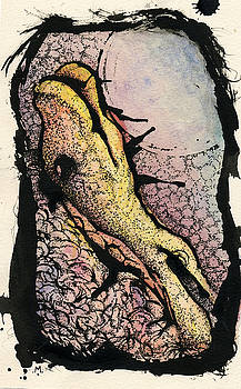 Mark M  Mellon - Internal landscape three