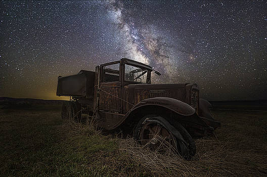International Milky Way 2  by Aaron J Groen
