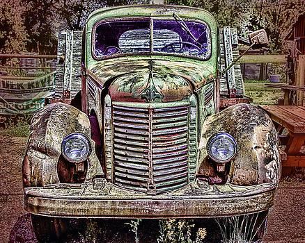 International Truck in Sattley by William Havle