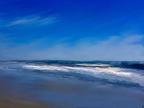 Into the blue by Anthony Fishburne