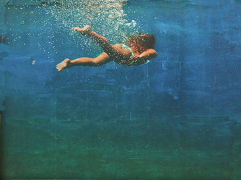 Into the Deep Blue by Eric Zener