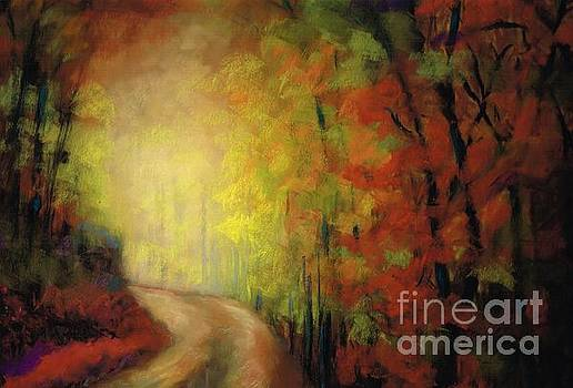 Into the Light by Frances Marino