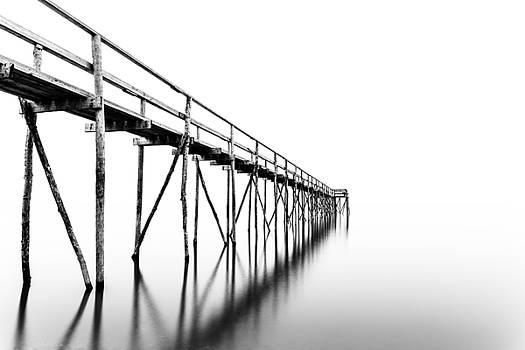 Into The Nowhere by Nebojsa Novakovic