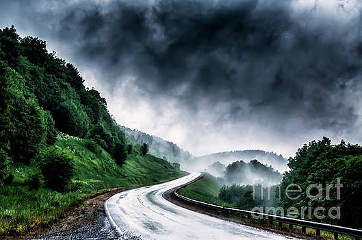 Into the Storm by Thomas R Fletcher