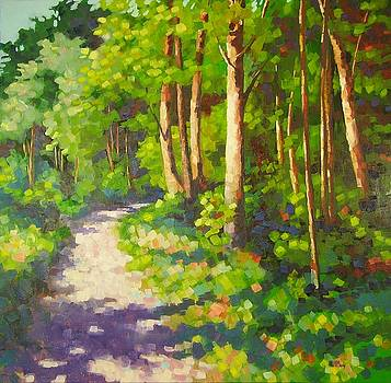 Into the Woods 2 by Mary McInnis