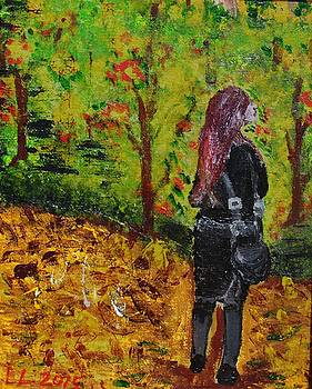 Into the Woods by Laura Lawless