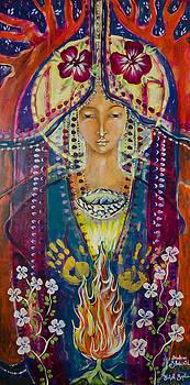 Invoking Shekinah by Shiloh Sophia McCloud